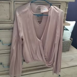 Blue Life top size s